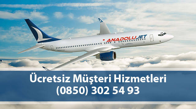 Anadolu Jet Telefon