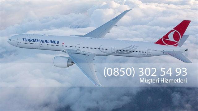 Türk Hava Yolları Bodrum İletişim