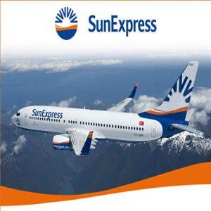 sunexpress bilet değişikliği telefon