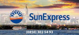 SunExpress İletişim Bilgileri